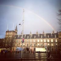 Den Haag - #regenboog #rainbow #denhaag #thehague #netherlands #holland #thenetherlands