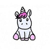 #unicorn #einhorn #einhornliebe #einhochaufeinhornpupsis #regenbogen #kekspowah #kaka