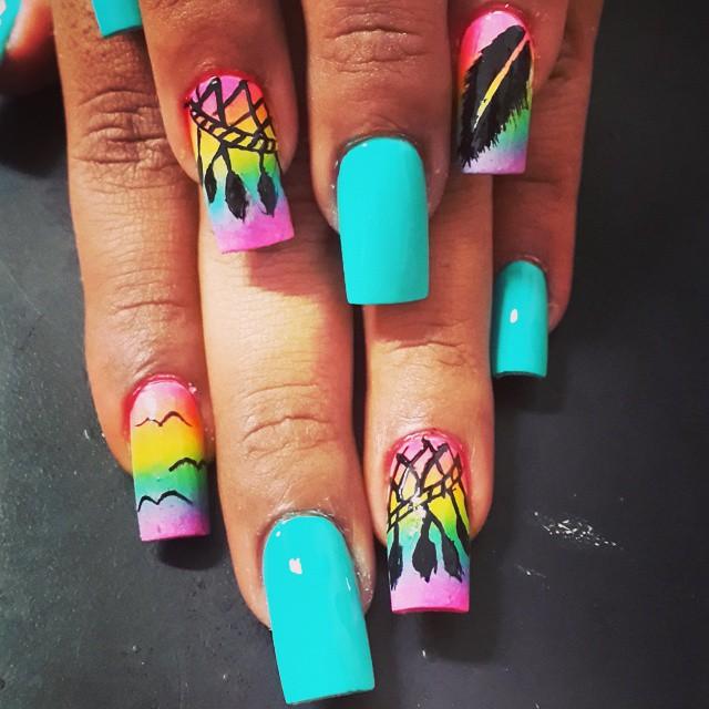 Uñas Nails Nailspty Uñaspty Esmalte Pintura Nailpolish