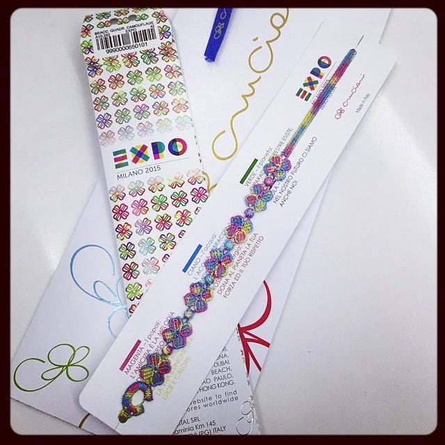 online store 0ad69 30546 milano#expo#cruciani#bracialet#colori#arcobaleno | rainbowgram