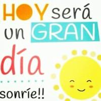 #RicosDias agradecida con mi Dios omnipotente y omnipresente. Hoy sera #Pleno #Abundante en #Salud #Dinero y #Amor. Jueves de #Color #Verde de #esperanza de cambios y #Logros, arriba mi #Venezuela hermosa hay un camino y de la mano de dios es fácil , a sonreír :) :) y apreciar al #Arcoiris que nos muestra tonos diferentes en un solo patrón. Éxitos :* :* :*