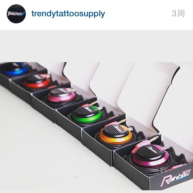 Rainbow Foot Switch #trendytattoosupply #trendy #footswitch #powersupply #rainbow #itattoo #tattooartist #tattoosupply #tattooshop