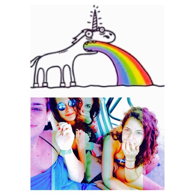 🌈ARCOBALENI, ARCOBALENI OVUNQUE.🌈 #arcobaleno#rainbow#ovunque#basta#helpme#stop#comelavedoio#colori#colorato#troppo#viola#blu#verde#giallo#rosso#selfie#foto#ilmiopintodivista